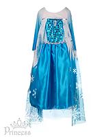 """Новогоднее платье Эльзы""""Фрозен""""  для девочки"""