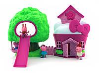 Набор домик для игр Свинки Пеппа + домик на дереве