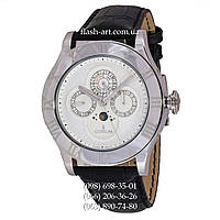 Мужские наручные часы Corum Romulus Romvlvs Perpetual Calendar Black/Silver/White