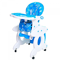 Детский стульчик - трансформер для кормления M 3268-4
