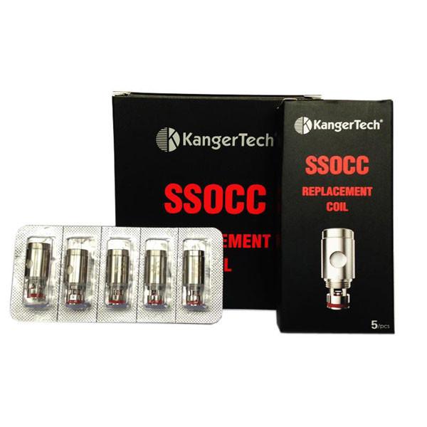 Змінний випарник Kanger SSOCC (clone)