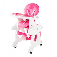 Детский стульчик - трансформер для кормления M 3268-8