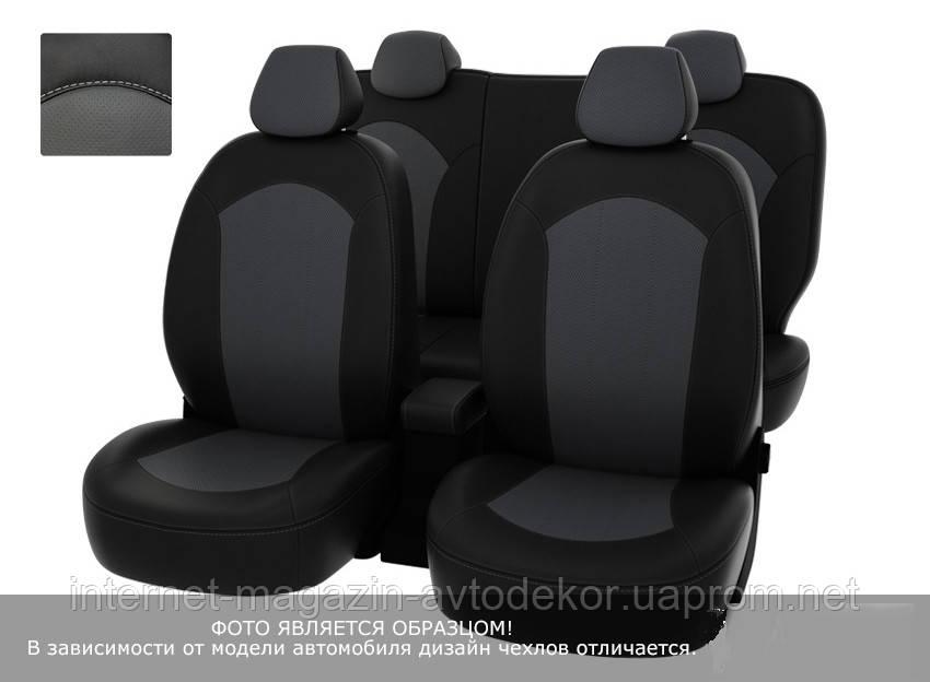 Чехлы оригинальные из экокожи Chevrolet Aveo 2012- г. - Магазин АвтоДекор в Мариуполе