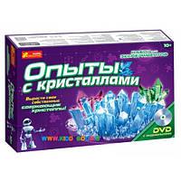 Набор для экспериментов Опыты с кристаллами Ranok Creative 12114002Р