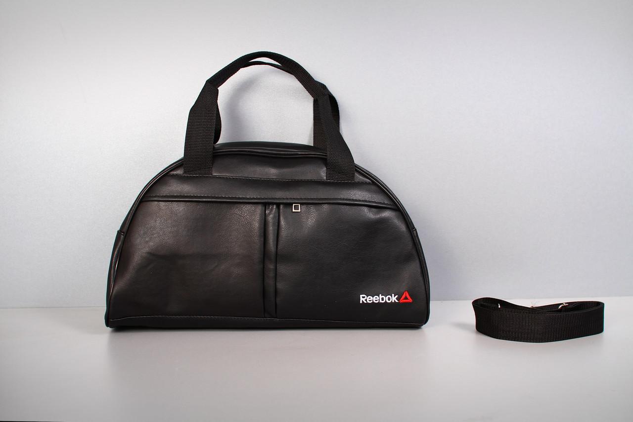 Спортивная сумка Reebok ( белый  логотип 4 ) -реплика