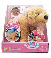 Zapf Creation Baby born 819-524 Бэби Борн Собака Энди (с пультом