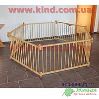 Детский менеж 115х230см - Большой манеж Кинд