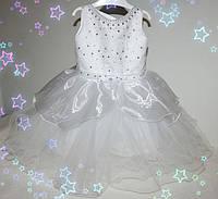 Детское Красивое,нарядное платье для девочки 2-5 лет (корсет)