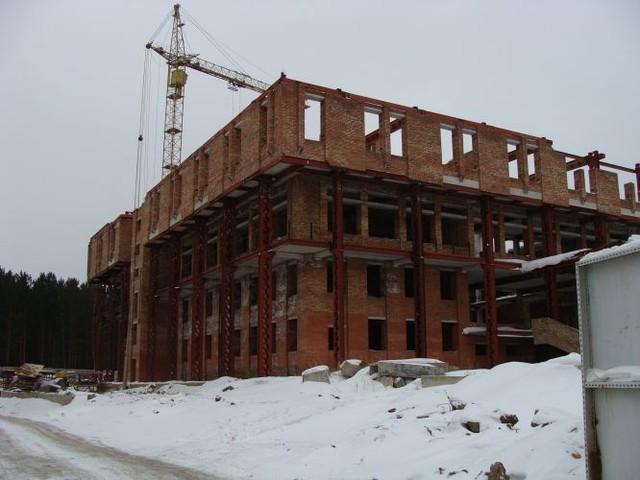 Реконструкція будівлі Дніпропетровськ