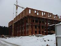 Реконструкция здания Днепропетровск