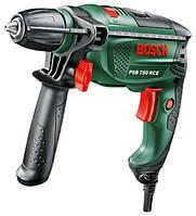 Электродрель ударная Bosch PSB 750 RСE, фото 1
