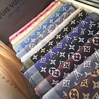Палантин Louis Vuitton шарф женский платок шаль