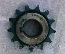 Звездочка вентилятора Енисей 60379 Z-13,t-19,05, фото 2