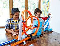 "Трек Хот вилс ""Усилитель мощности"" - Hot Wheels Track Builder System Power Booster Kit , фото 1"