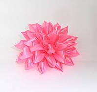 1732-резинка для волос с цветком
