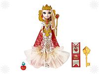 Кукла Ever After High Эппл Уайт (Apple White) из серии Royally Школа Долго и Счастливо