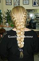"""Курс """"Плетение кос"""" начальный уровень"""