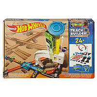 Трек Hot Wheels Хот Вилс Набор для трюков (Hot Wheels Track Builder System Stunt Kit) Mattel, фото 1