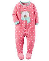 Детская пижама для девочки Carter's 72-78