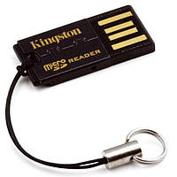 Кардридер Kingston USB microSD Reader