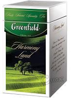"Чай Greenfield "" Harmony Land "", листовой, ж/б, 125  г"