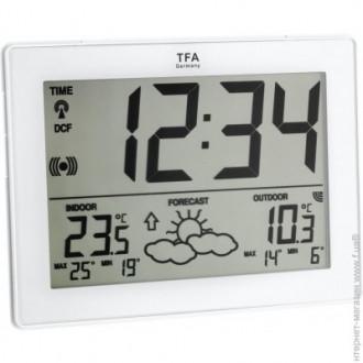 Метеостанция цифровая TFA 35112502.IT (35112502.IT)