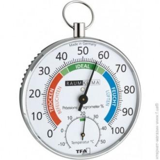 Термогигрометр механический TFA 452027 (452027)