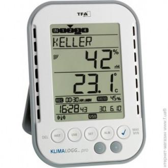 Термогигрометр цифровой TFA 303039.IT (303039.IT)