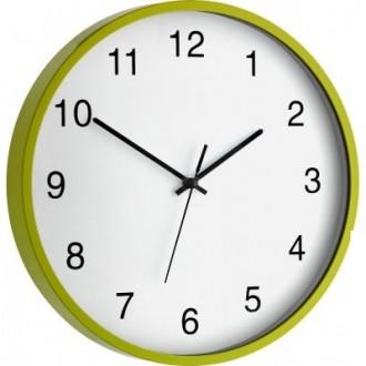 Часы настенные TFA 60301904 d=302x40 мм
