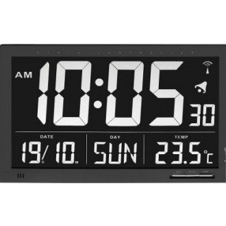Часы настенные цифровые TFA 604505 (604505)