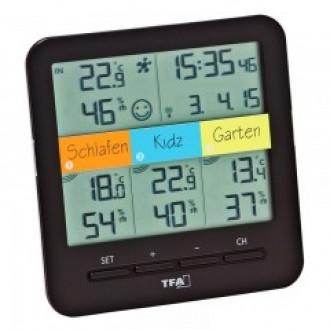 Термогигрометр цифровой TFA 30306001.IT (30306001.IT)