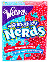 Конфеты Wonka Nerds Tropical Punch and Road Rash Raspberry​, фото 1