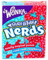 Wonka Nerds Tropical Punch and Road Rash Raspberry