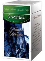 """Чай """"Greenfield"""" Yunnan Wonder, 125 г, ж/б"""