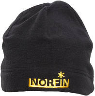 Шапка Norfin Fleece Black р.XL