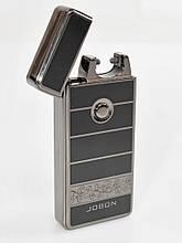 Электроимпульсная USB зажигалка Jobon №4685