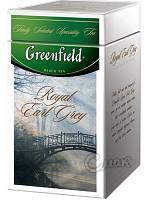 "Чай ""Greenfield"" Royal Earl Grey, 125 г, ж/б"