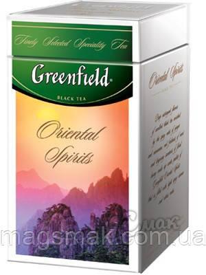 """Чай """"Greenfield"""" Oriental Spirits, 125 г, ж/б"""