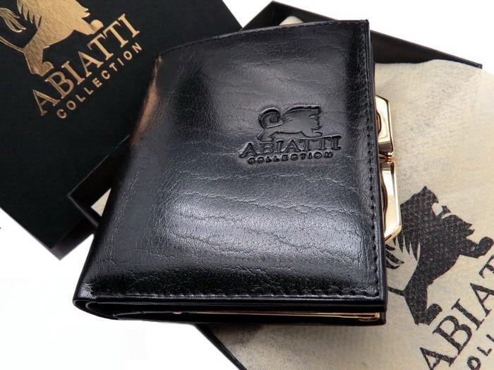 Портмоне кошелек женский Abiatti кожаный
