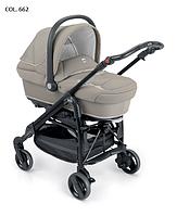 Детская универсальная коляска 3в1 Cam Minu Teddy Bear Design 2017