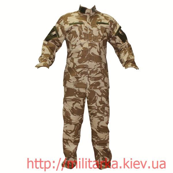 Камуфляжный костюм DPM DESERT хб