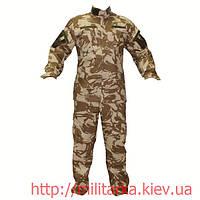 Камуфляжный костюм DPM DESERT хб, фото 1