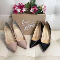 Женские туфли louboutin лабутены