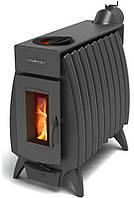 Печь отопительно-варочная Термофор Огонь-Батарея 9 Антрацит 13 кВт