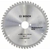 Пила дисковая по дереву  BOSCH 230x30x64z Multi ECO
