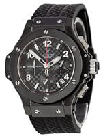 Часы мужские наручные Hublot Chronograph Ceramica All Black SM-1012-0211 AAA copy SK (реплика)