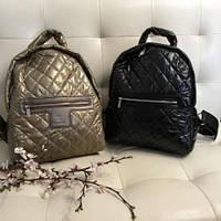 fe6eef75169d Женский рюкзак CHANEL портфель рюкзачек брендовый рюкзак дутый тканевый