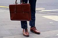 С чем носят коричневые туфли мужские