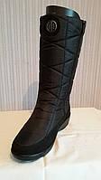 Идеальная зимняя обувь - женские лёгкие сапоги - качество, тепло, комфорт