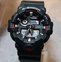 Casio G-Shock Super Illuminator 3D Digital-GA-700-1A, фото 1